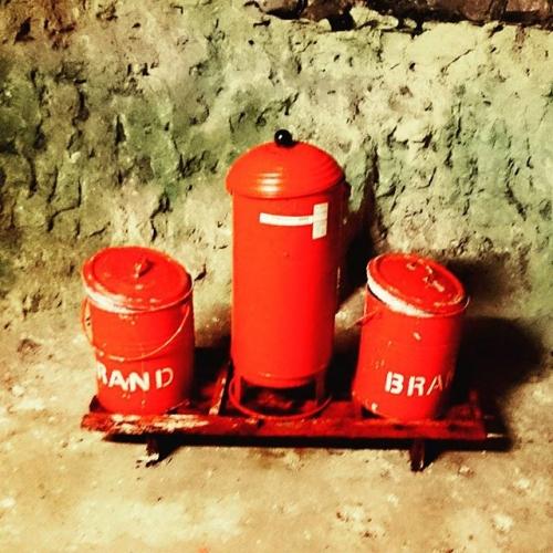 Safe underground